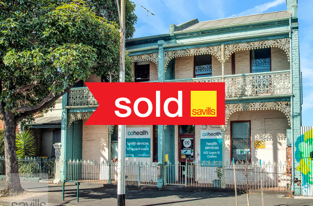 622-624 Lygon Street, CARLTON NORTH VIC, 3054