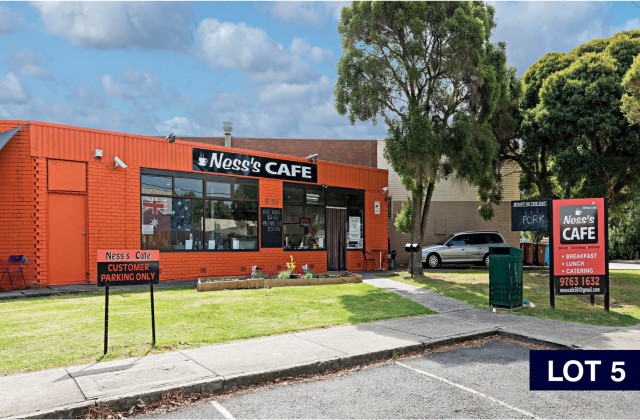 Lots 3, 4 & 5/50 Rushdale Street, KNOXFIELD VIC, 3180
