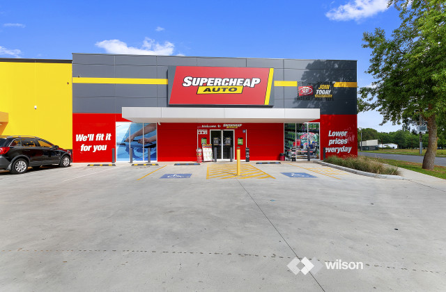 Showroom 1/1 Burke Street, WARRAGUL VIC, 3820
