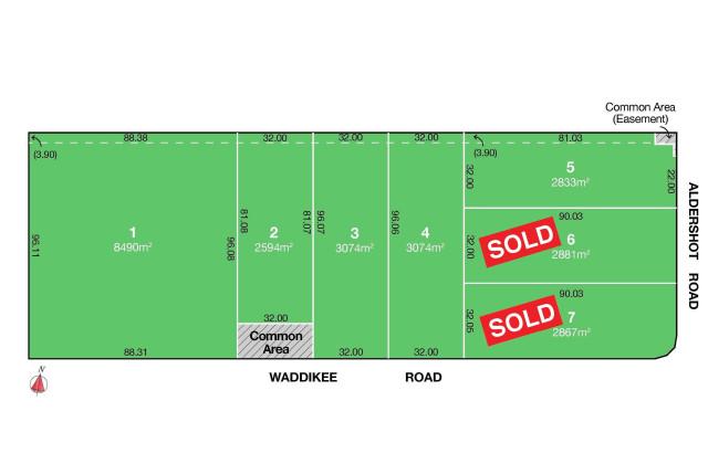 Lots 1-5, 35 Aldershot Road, LONSDALE SA, 5160