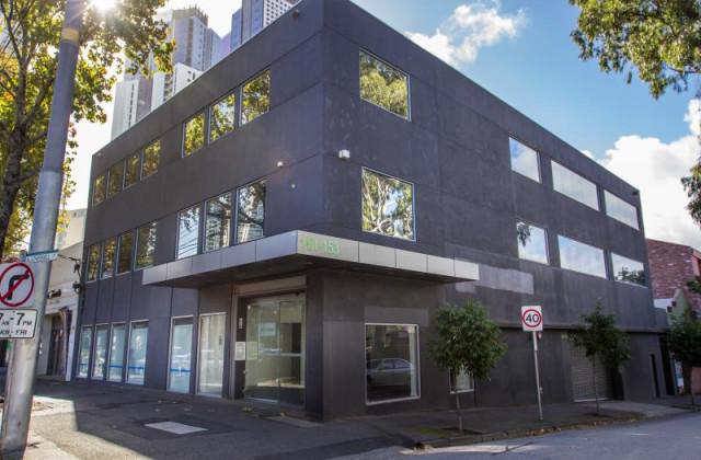 WHOLE BUILDING or INDIVIDUAL FLOORS IN PRIME SOUTH MELBOURNE OFFICE/151-153 Clarendon Street, SOUTH MELBOURNE VIC, 3205