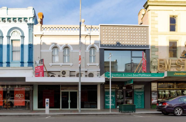 Ground/102-104 Charles Street, LAUNCESTON TAS, 7250