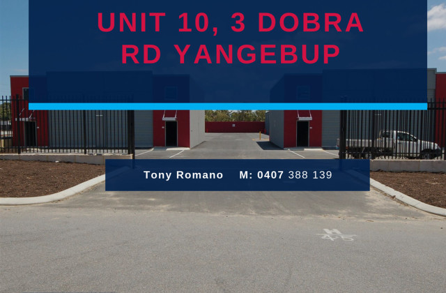 10/3 Dobra Road, YANGEBUP WA, 6164