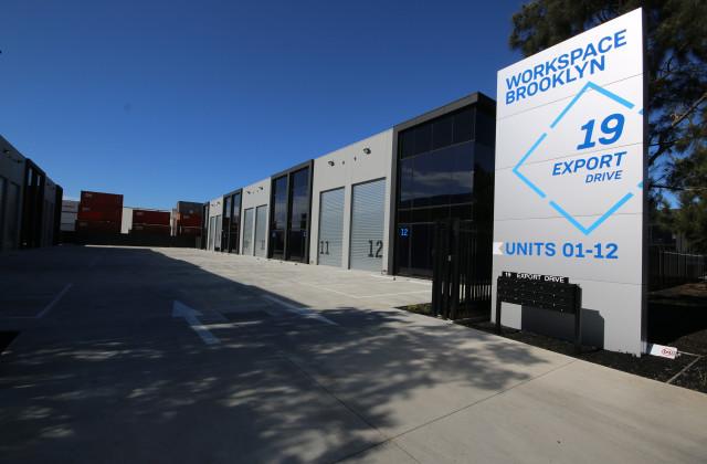 7 & 18/17-21 Export Drive, BROOKLYN VIC, 3012