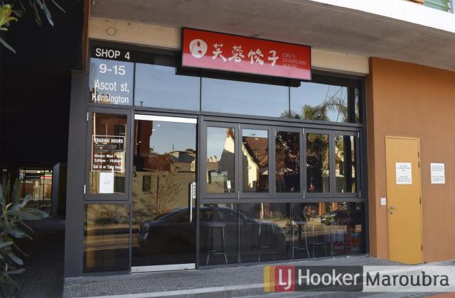 Shop 4 9-15 Ascot Street, KENSINGTON NSW, 2033