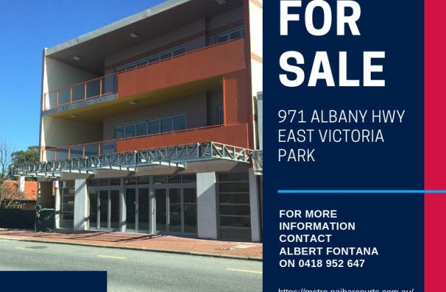 971 Albany Highway, EAST VICTORIA PARK WA, 6101