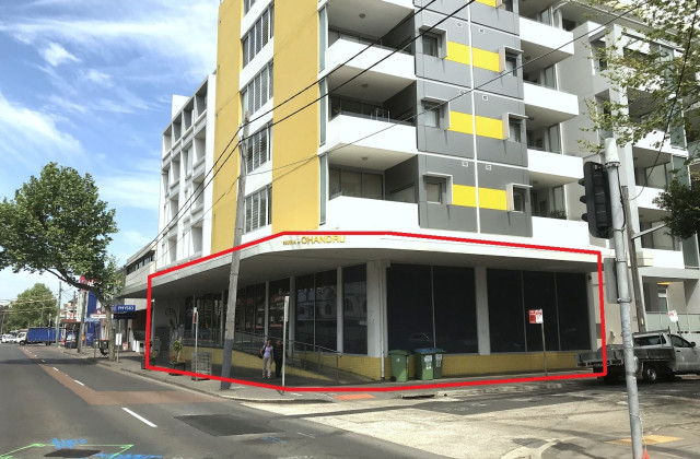 Retail Level/105-109 Anzac Pde, KENSINGTON NSW, 2033
