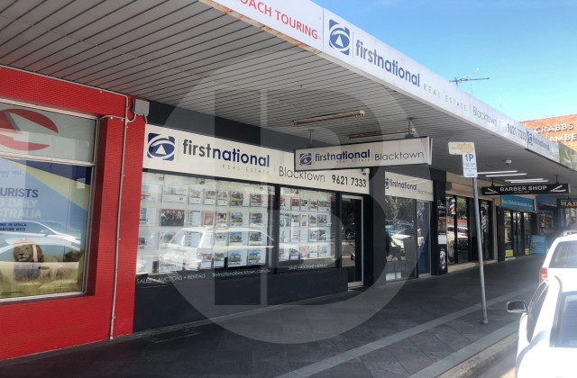 Shop 3a/94 MAIN STREET, BLACKTOWN NSW, 2148