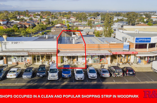 WOODPARK NSW, 2164