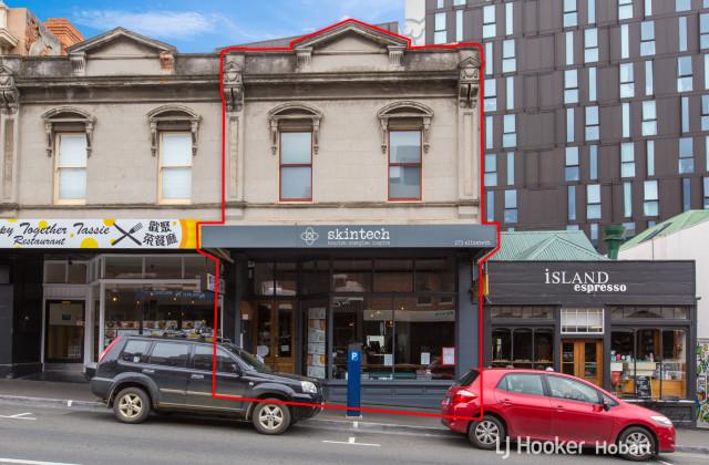 173 Elizabeth Street, HOBART TAS, 7000