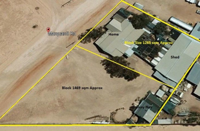 LOT/372 Marquardt Road, COOBER PEDY SA, 5723