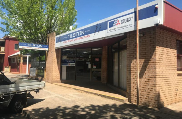 Shop  2/143 Lords Place, ORANGE NSW, 2800