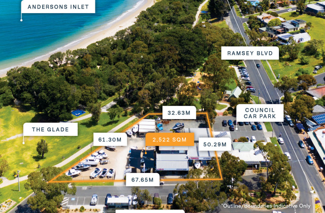 2-4 The Esplanade, INVERLOCH VIC, 3996