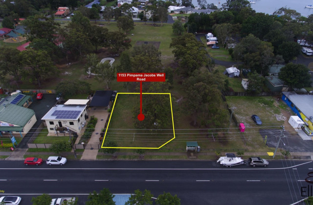 1153 Pimpama Jacobs Well Road, JACOBS WELL QLD, 4208