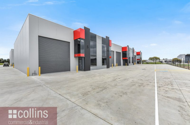 Warehouse 5, 39 Commercial  Drive, PAKENHAM VIC, 3810