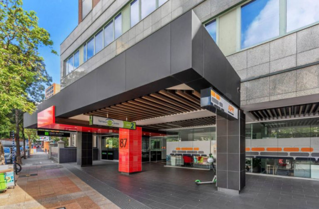 701/87 Wickham Terrace, SPRING HILL QLD, 4000