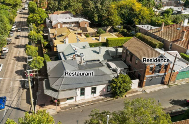 Restaurant/54 Alexandra Street, HUNTERS HILL NSW, 2110