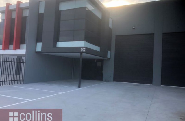 1/27 Industrial Circuit, CRANBOURNE WEST VIC, 3977