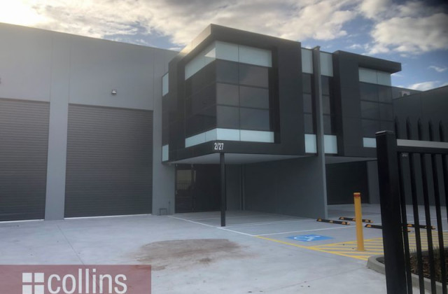 2/27 Industrial Circuit, CRANBOURNE WEST VIC, 3977