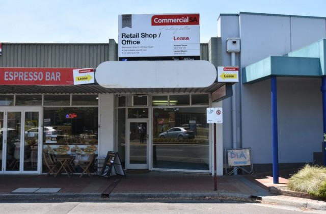 Shop 3, 243 Main Road, BLACKWOOD SA, 5051