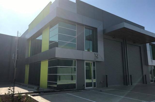 12 Corporate Drive, CRANBOURNE WEST VIC, 3977