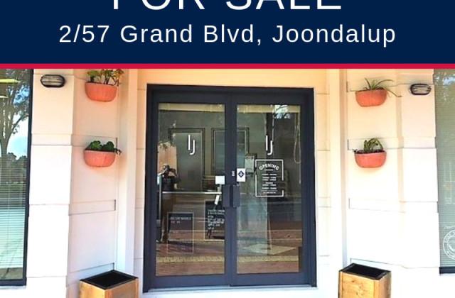 2/57 Grand Boulevard, JOONDALUP WA, 6027