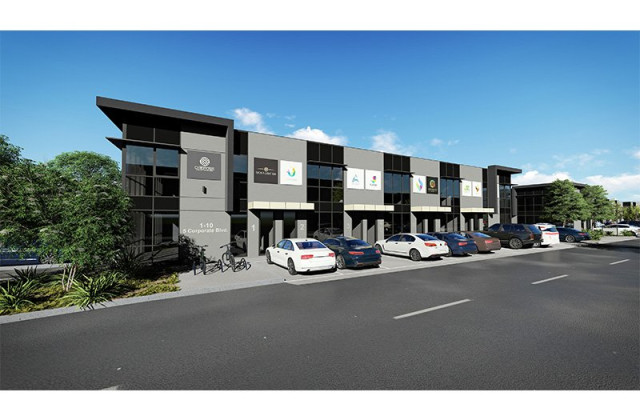 1-10/5 Corporate Boulevard, BAYSWATER VIC, 3153