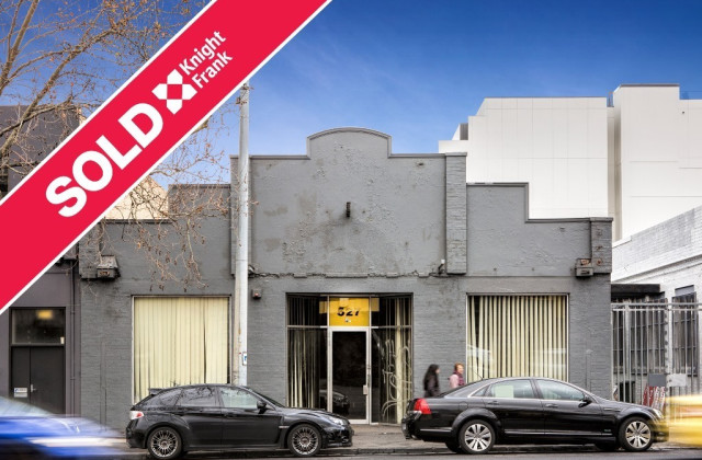 527-531 Spencer Street, WEST MELBOURNE VIC, 3003