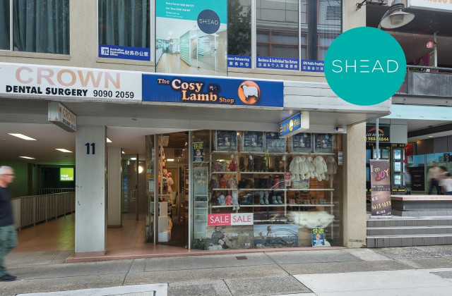 Shop 1/11 Spring Street, CHATSWOOD NSW, 2067