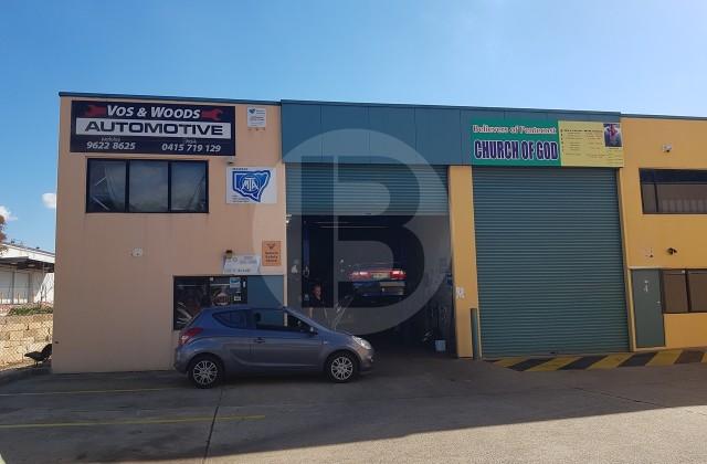 3/1-3 CARNEGIE PLACE, BLACKTOWN NSW, 2148