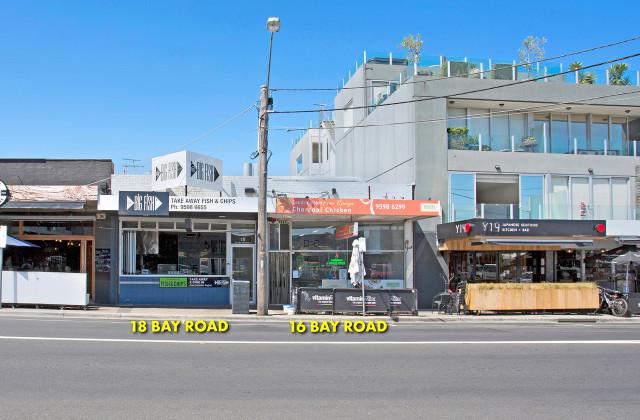 16-18 Bay Road, SANDRINGHAM VIC, 3191