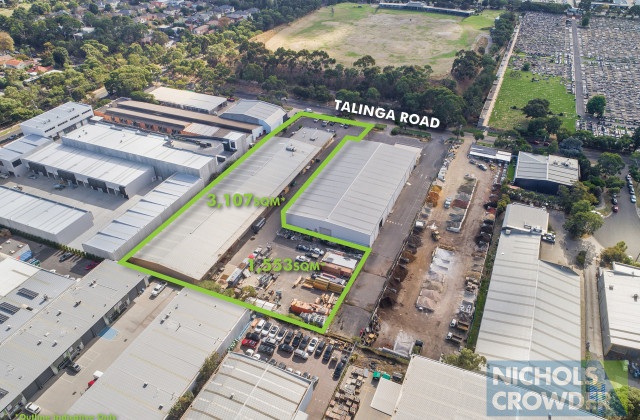 90 & Rear  Talinga Road, CHELTENHAM VIC, 3192