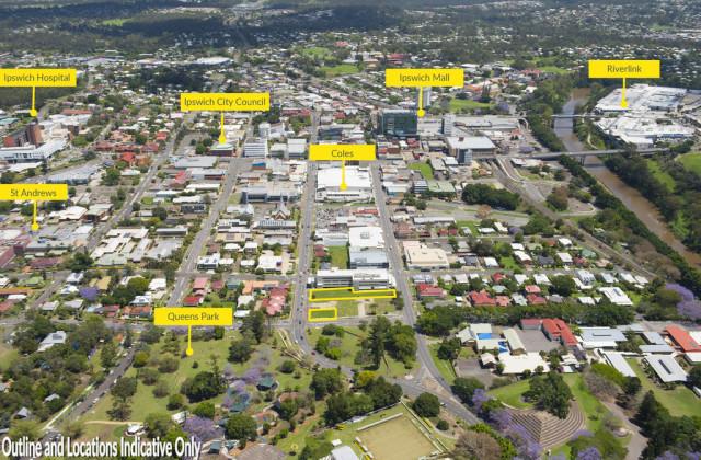 4 Brisbane Street & 1 Limestone Street, IPSWICH QLD, 4305