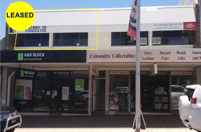 Office 1 / 61 Bulcock Street, CALOUNDRA QLD, 4551