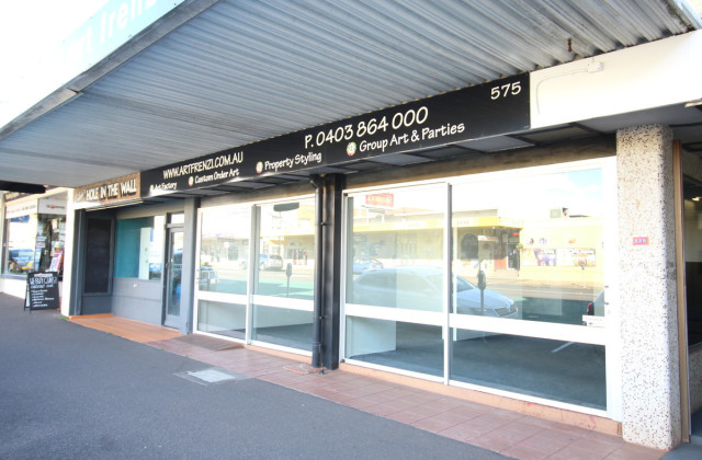 Shop 2/575 - 577 Ruthven Streeet, TOOWOOMBA CITY QLD, 4350