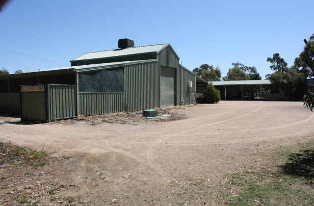 102 Saleyards Road, BENALLA VIC, 3672