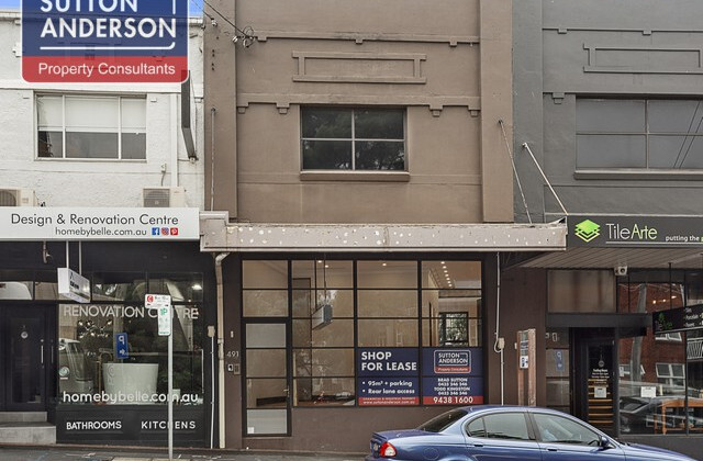 Shop 1/491 Willoughby Road, WILLOUGHBY NSW, 2068