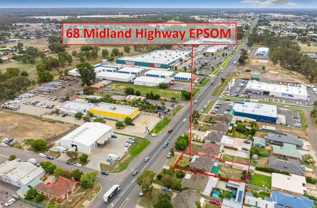 68 Midland Highway, EPSOM VIC, 3551