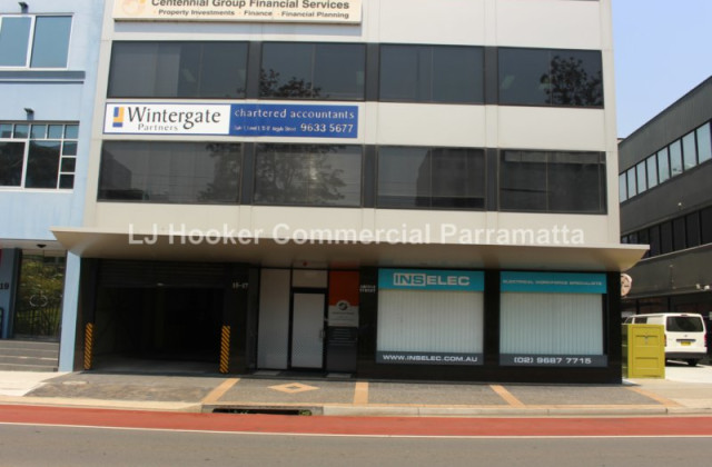Ground Floor/15-17 Argyle Street, PARRAMATTA NSW, 2150