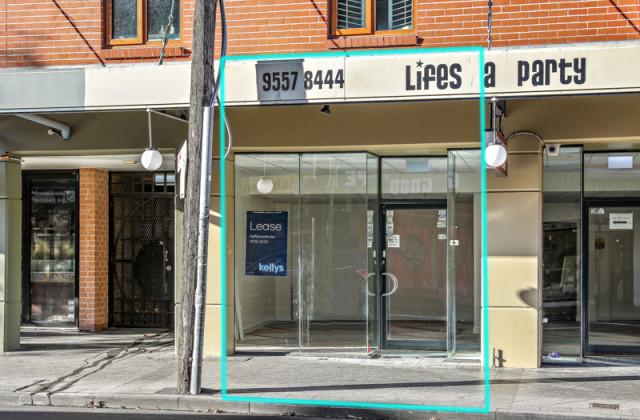 Shop 5/480 King Street, NEWTOWN NSW, 2042