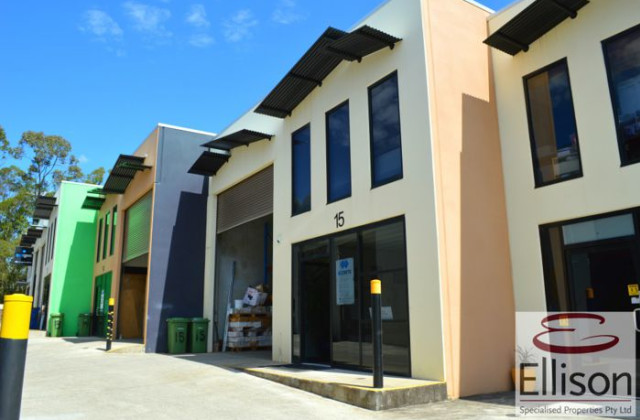 Unit 15/5 Cairns Street, LOGANHOLME QLD, 4129