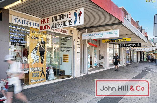 61-63 Great North Road, FIVE DOCK NSW, 2046