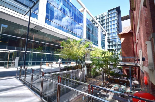 21/125 St Georges Terrace, PERTH WA, 6000