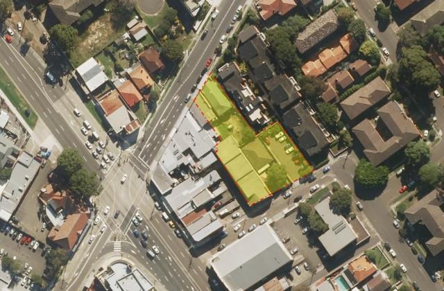 2-4 & 6 Allen Street, SOUTH HURSTVILLE NSW, 2221