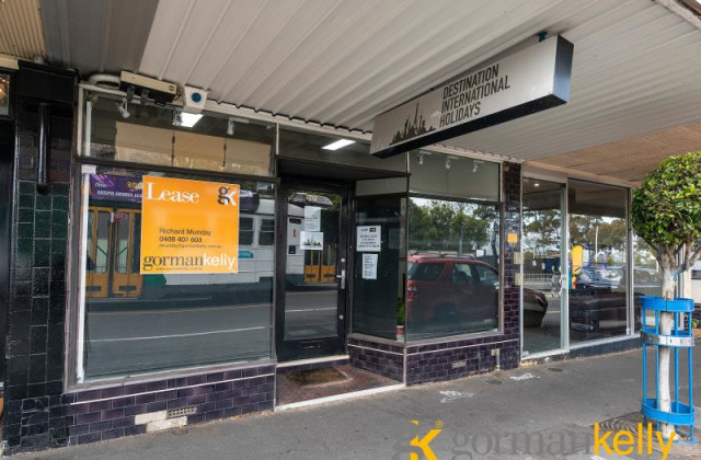 Ground Floor/920 Glenferrie Road, KEW VIC, 3101