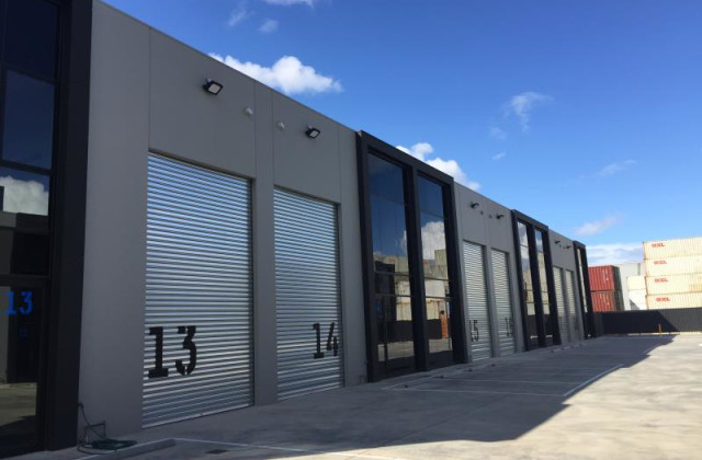 Unit  15/17-21 Export Drive, BROOKLYN VIC, 3012