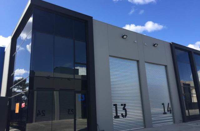 Unit  13 & 14/17-21 Export Drive, BROOKLYN VIC, 3012