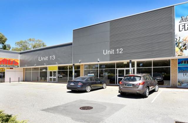 Shop 12 & 13/401 Great Eastern Highway, MIDLAND WA, 6056