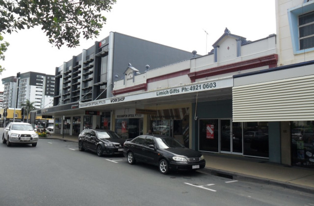 Shop 1 43-47 East Street, ROCKHAMPTON CITY QLD, 4700