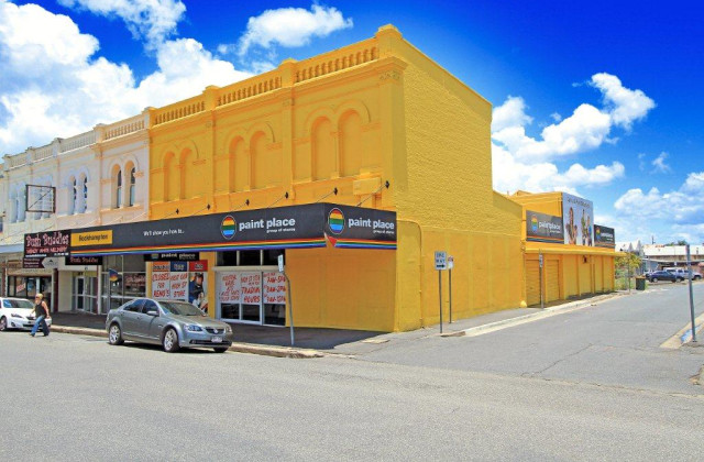 31 - 35 William Street, ROCKHAMPTON CITY QLD, 4700